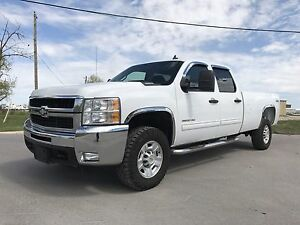 2010 CHEVY SILVERADO 3500 LONG BOX DURAMAX DIESEL