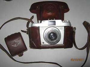 ANTIQUE CAMERA & FLASH UNIT, AGFA 35mm VINTAGE 1960 Bunbury Bunbury Area Preview