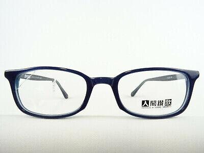 Blue Glasses Kansai Yamamoto Designer-Brillenfassung Branded Unisex Size M