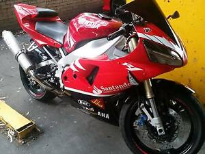 Yamaha R1 $6500 in perfect condition Ashfield Ashfield Area Preview
