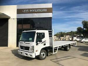 2020 Hyundai EX9 Mighty ELWB Super Cab, Allison Automatic, Work Ready Pooraka Salisbury Area Preview