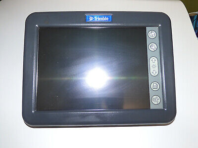 Trimble 58270-07 Display With Wiring Harness As Is Not Tested