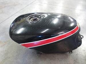 87-93 Kawasaki EX500 EX 500 Gas Fuel Petrol Tank Black 51003-5473-M4 SW65