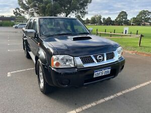 2009 Nissan Navara ST-R (4x4) Bentley Canning Area Preview