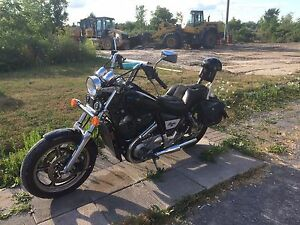 85 Honda Shadow 1100