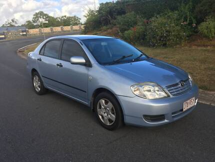 Toyota Corolla 2006 /  Automatic / rego / rwc/ very tidy / Labrador Gold Coast City Preview