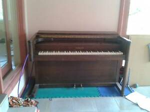 Piano Jesse French and Sons Vintage antique North Turramurra Ku-ring-gai Area Preview
