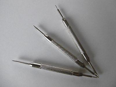 3 er Pack Uhrenband Federsteg Werkzeug  Federstege Entferner Federstegbesteck