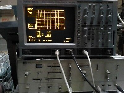 250 Mhz Dual Output Pulse Generator Tested 2ns Min. Pulse Width 1ns Risefall
