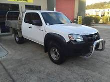 2008 MAZDA BT50 B3000 TURBO DIESEL FREESTYLE 4CYL MANUAL WITH RWC Burleigh Heads Gold Coast South Preview