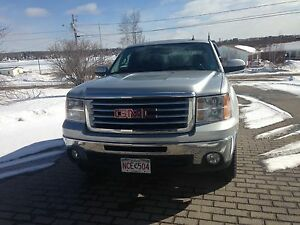 GMC Sierra 1500 All terrain edition. Extended cab