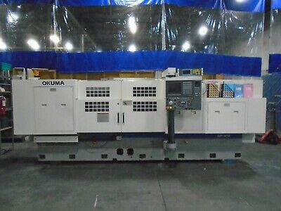 16 X 60 Okuma Cnc Od Grinder Gp47f With In Process Gaging System With Video