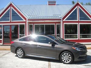 2015 HYUNDAI SONATA SUNROOF! HEATED SEATS! BACK UP CAMERA!