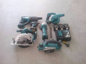 Makita battery tools Palm Beach Gold Coast South Preview