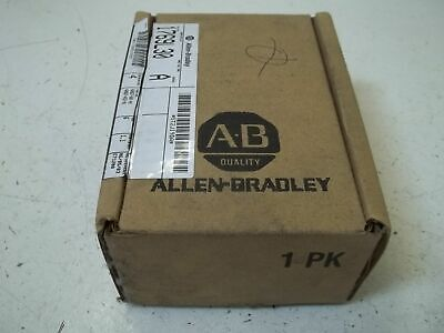 Allen Bradley Compactlogix 1769-l30 Ser. A Fw 1.1 Processorno Keynew In Box