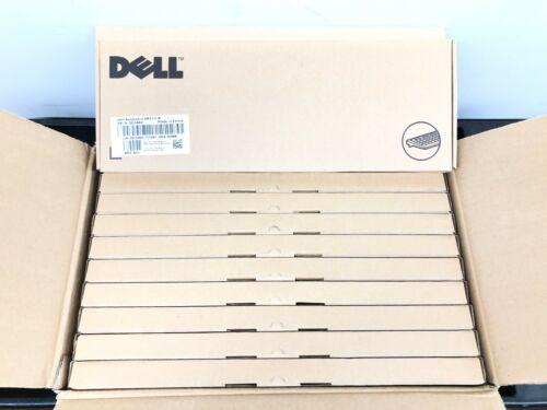 10 LOT OF New Dell KB212-B Canadian Multilingual Black USB Keyboard DJ484 0DJ484