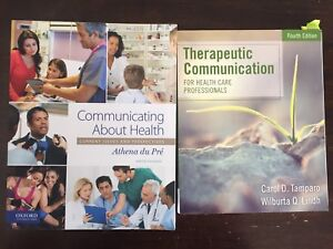 SELLING BROCK KINE COMMUNICATION TEXTBOOKS