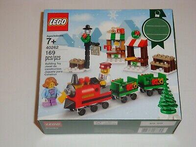 Lego Set 40262 Holiday Christmas Train In Sealed Box