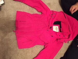 women's abercrombie and fitch winter coat