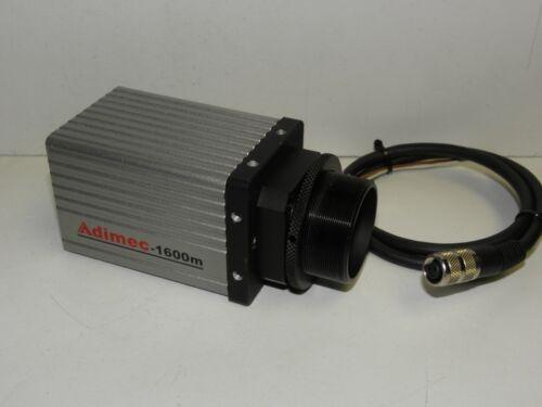 Adimec-1600m Machine Vision Camera High Resolution