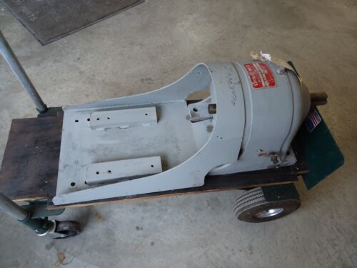 """Link Belt gear speed reducer BDB2-55 Ratio 17.1""""Used"""" 2 HP Class 2 (See pic"""