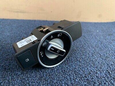 ✔ Mercedes W212 E350 E550 E250 CLS550 Scheinwerfer Lampe Licht Kontroll Schalter