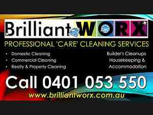 BrilliantWORX end of lease cleaning - Redland Bay Mount Gravatt Brisbane South East Preview