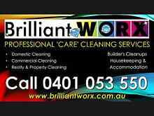 BrilliantWORX end of lease cleaning Sunrise Beach Noosa Area Preview