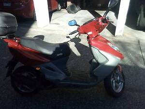 Bolwell Shark50 Scooter for sale Elwood Port Phillip Preview