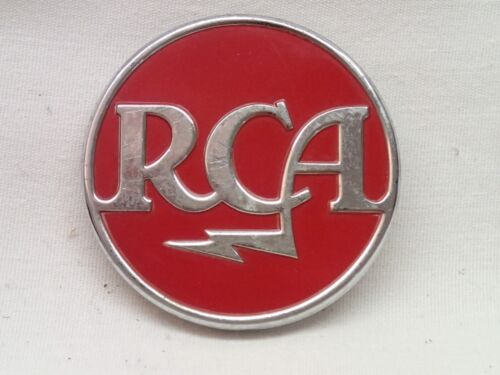 RCA Original Vintage Emblem