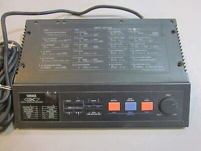 Yamaha QX7 Digital Sequence Recorder, Vintage Unit, FREE SHIPPING