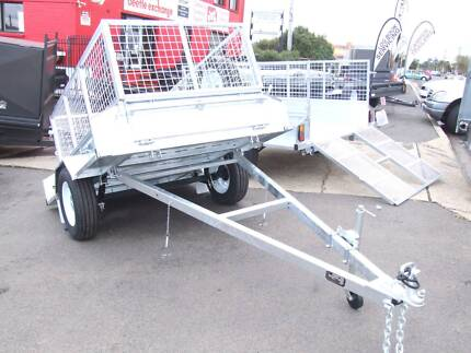 Box Trailer for Sale From $899 - Canberra's Best Quality Trailers Fyshwick South Canberra Preview