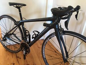 Road bike Cannondale synapse carbon 48cm bicycle Ultegra 2018 as new