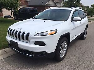 2014 JEEP CHEROKEE LIMITED V6 1 OWNER, SOLD PENDING PICKUP