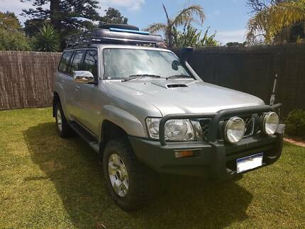 2007 Nissan Patrol ST-S 3.0L Turbo Wagon Doubleview Stirling Area Preview