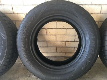 255/65/17 Goodyear Tyres