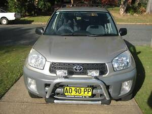 2002 Toyota RAV4 5 Door Wagon Bonny Hills Port Macquarie City Preview