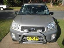 2002 Toyota RAV4 5 Door Wagon Bonny Hills Port Macquarie City Preview