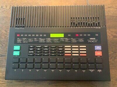 Yamaha RX5 Digital Rhythm Programmer with RX-5 ROM Waveform Data Cartridge