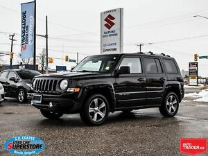 2016 Jeep Patriot High Altitude 4x4 ~Heated Leather ~Power Moonr