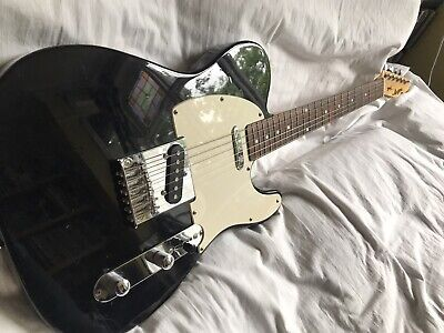 Acepro Telecaster style electric guitar Mod'd