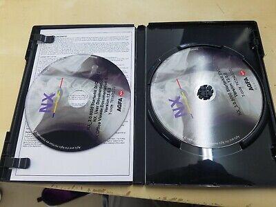 Agfa Nx 3.0.9000 Starter Kit Dvd Ver 12.0.0 12.0.2