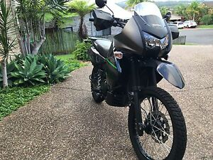 Kawasaki KLR 650 Banora Point Tweed Heads Area Preview