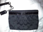 Authentic Coach Handbags Black