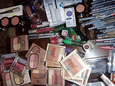 50 Piece Brand Name Make Up LOW Prices- Avon,NYC, Milani,personi,Elf &more