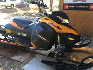 2014 Skidoo Summit SP 800 E-TEC 163""