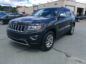 Jeep Grand Cherokee Limited 4X4, CUIR, TOIT, NAV