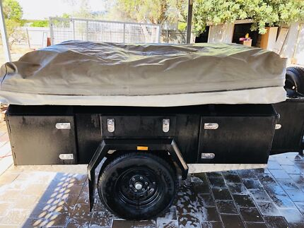 2016 prime camper trailer / ranger commando off road Crystal Brook Port Pirie City Preview