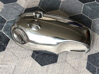 NEW Evan Wilcox  Aluminum Fuel Tank and Seat - Hand Made