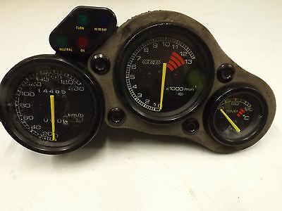 <em>YAMAHA</em> FZR600 CLOCKS